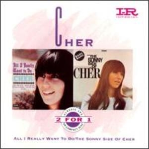 All I Really Want To Do~ The Sonny Side Of Cher album cover
