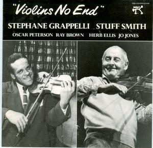 Violins No End album cover