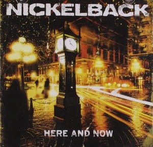 Here and Now album cover