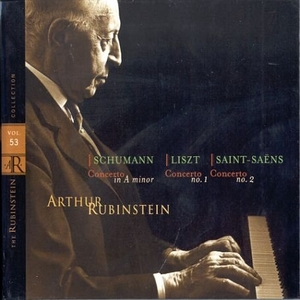 Rubinstein Collection, Vol.53 album cover