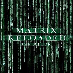 The Matrix Reloaded: The Album album cover