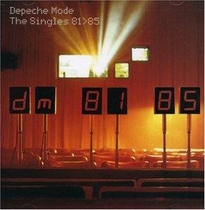 The Singles 81-85 album cover