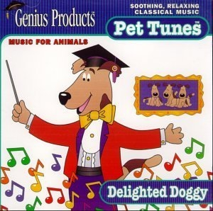 Pet Tunes: Delighted Doggy album cover