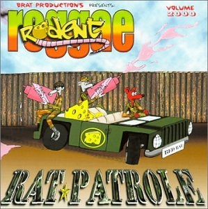 Rodent Reggae 2000: Rat Patrole album cover