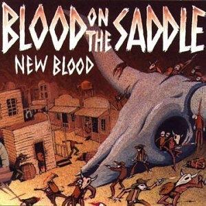 New Blood album cover