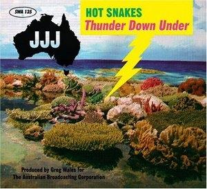 Thunder Down Under album cover