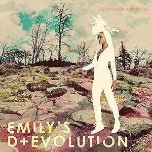 Emily's D+Evolution album cover
