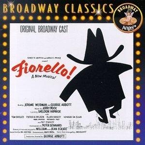 Fiorello! (1959 Original Broadway Cast) album cover