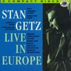 Live In Europe album cover