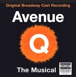 Avenue Q The Musical (Original Broadway Cast Recording) album cover