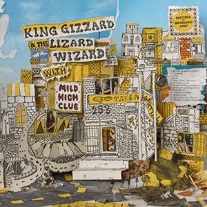 Sketches Of Brunswick East album cover