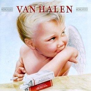 1984 (MCMLXXXIV) album cover