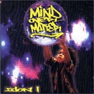 Mind Over Matter album cover