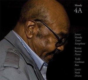 Moody 4A album cover