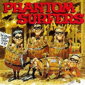 The Great Surf Crash Of '97 album cover