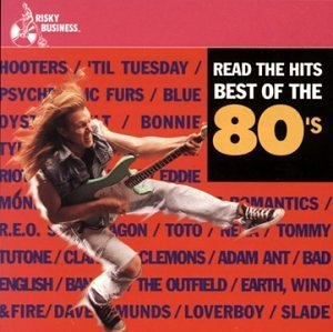 Read The Hits: Best Of The 80's album cover