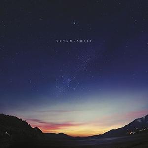 Singularity album cover