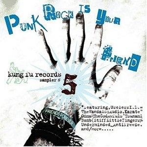 Punk Rock Is Your Friend, Vol. 5 album cover