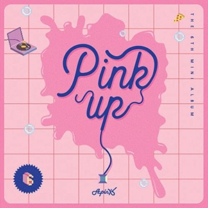 Pink UP album cover