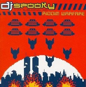 Riddim Warfare album cover