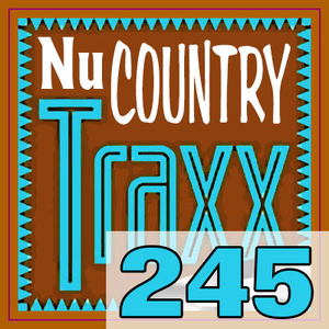 ERG Music: Nu Country Traxx, Vol. 245 (September 2019) album cover