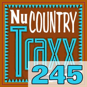 ERG Music: Nu Country Traxx, Vol. 245 (September 2019) album cover