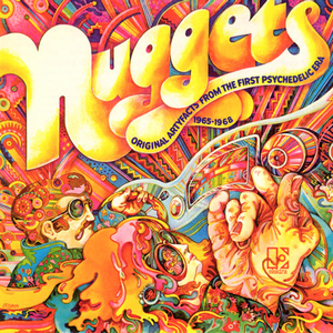 Nuggets From Nuggets: Choice Artyfacts From the First Psychedelic Era album cover