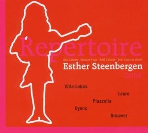 Repertoire album cover