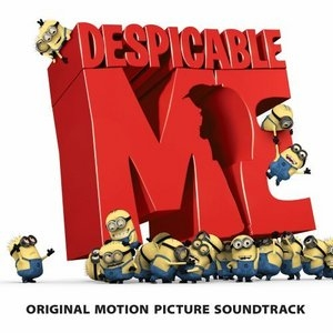 Despicable Me (Original Motion Picture Soundtrack) album cover