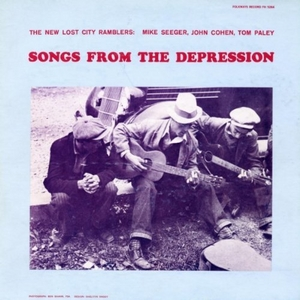 Songs from The Depression album cover
