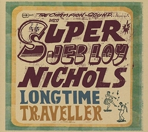 Long Time Traveller album cover