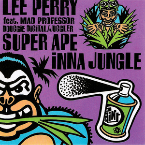 Super Ape Inna Jungle album cover