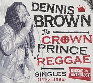 Crown Prince Of Reggae Singles 1972-1985 album cover