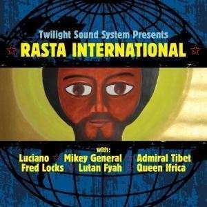 Twilight Sound System Presents: Rasta International album cover