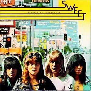 Desolation Boulevard album cover