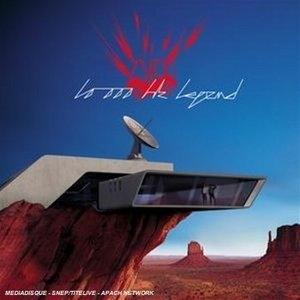 10,000 Hz Legend album cover