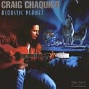 Acoustic Planet album cover