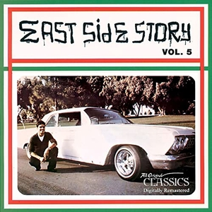 East Side Story, Vol. 5 album cover