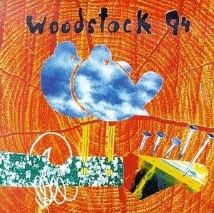 Woodstock '94 album cover