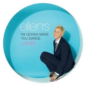 Ellen's I'm Gonna Make You Dance Jams album cover