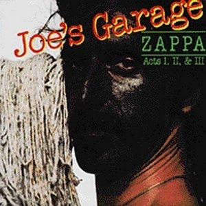 Joe's Garage Acts 1, 2 & 3 album cover