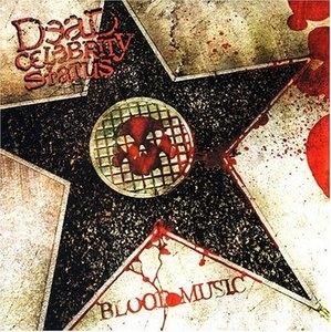Blood Music album cover