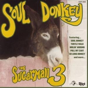 Soul Donkey album cover