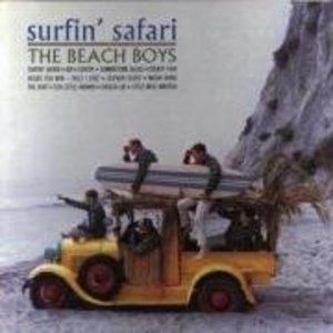 Surfin' Safari-Surfin' USA album cover