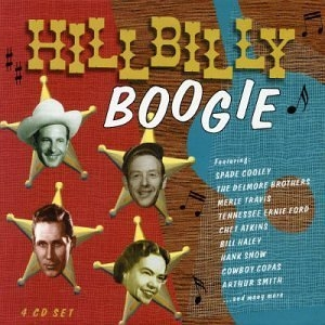 Hillbilly Boogie album cover
