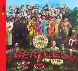 Sgt. Pepper's Lonely Hearts Club Band (Remastered) album cover