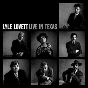 Live In Texas album cover