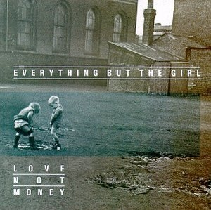 Love Not Money album cover