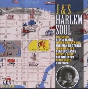 J & S Harlem Soul album cover