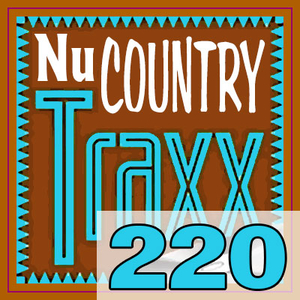 ERG Music: Nu Country Traxx, Vol. 220 (August 2017) album cover